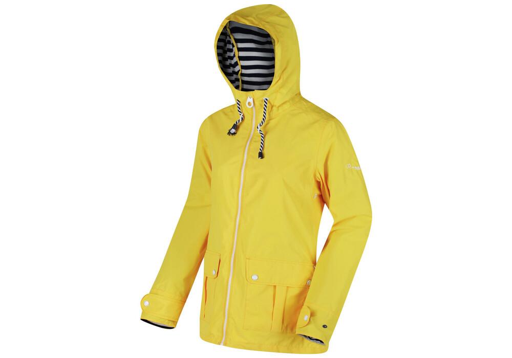 Regatta Bayeur Ii Jacket Women Life Guard Yellow Campz De